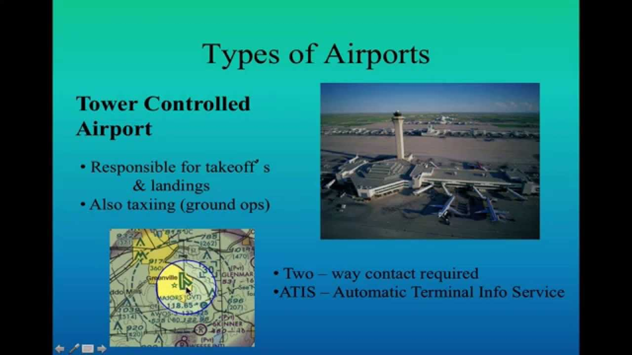 Session 6 - Airports