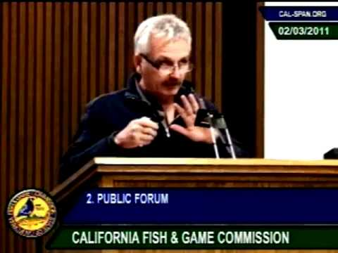 Legalize ferrets in front of the california department of for California department of fish and game