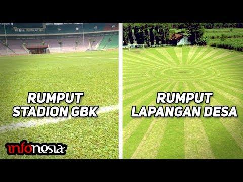 No.1 GA NYANGKA! 4 Lapangan Desa Di Indonesia Yang Rumputnya Mirip Lapangan Bola Di Eropa