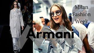 Как сделать шоу ARMANI?  anasta fo 