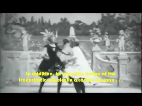 Gordon Sisters Boxing Edison 1901