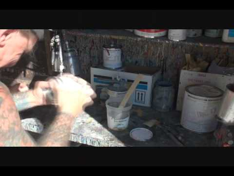 How To Color Tint (PPG) DP Epoxy Primer-Classic Car Restoration