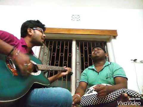 Lal shari poriya mashup by #RAJAY..... @