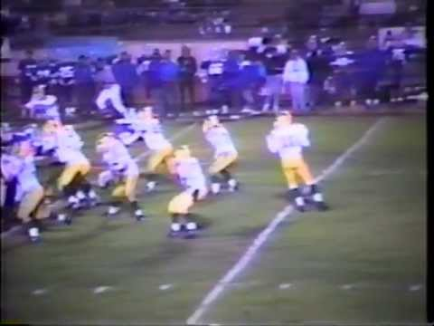 Temple City Rams Football Highlight Video 1989
