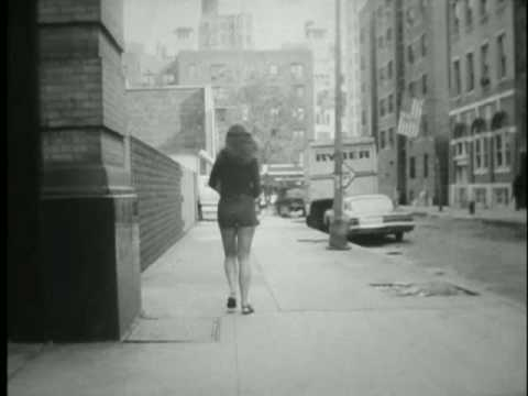 NYU Film School work 16mm Silent 2 minute B&W (1972)