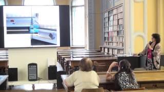 Светлана Калмыкова: Образование в прямом эфире (лекция СПбПУ)