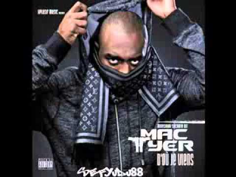MC Tyer L'intro Du général  ( Album d'ou je viens Mac Tyer 2008)