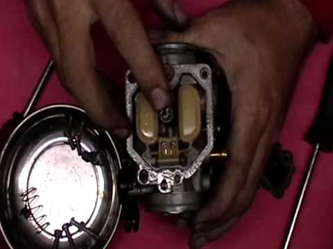 xr250 carb part 1