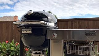 Weber Summit Charcoal Grill Review 1 year later- The best kamado ever