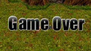 Game Over: Lost in Blue