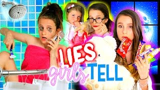 One of Lovevie's most viewed videos: Lies Every Girl Tells! :Lovevie