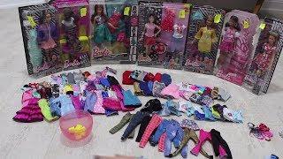 Barbie made to move Kombin Challenge! Barbie Sonsuz HarekYeni Bebek Kombini Bidünya Oyuncak
