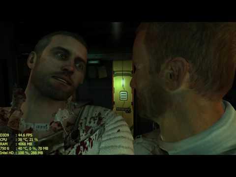 Dead Space 2 | i5 6500 | 16GB RAM | Intel HD 530 | 1080p