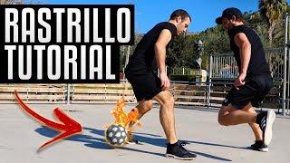 El Rastrillo con Caño - los Mejores Trucos, Vídeos y Jugadas de Fútbol calle con Sala Futsal Skills