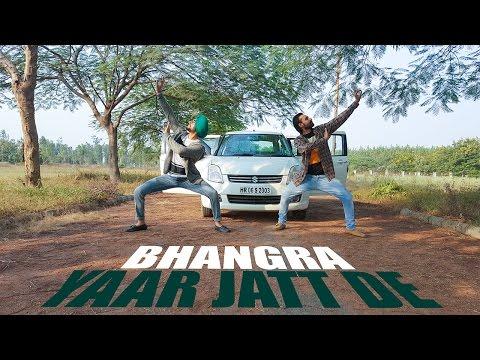 Bhangra on Yaar Jatt De | Jassi Gill & Babbal Rai | Way of Bhangra