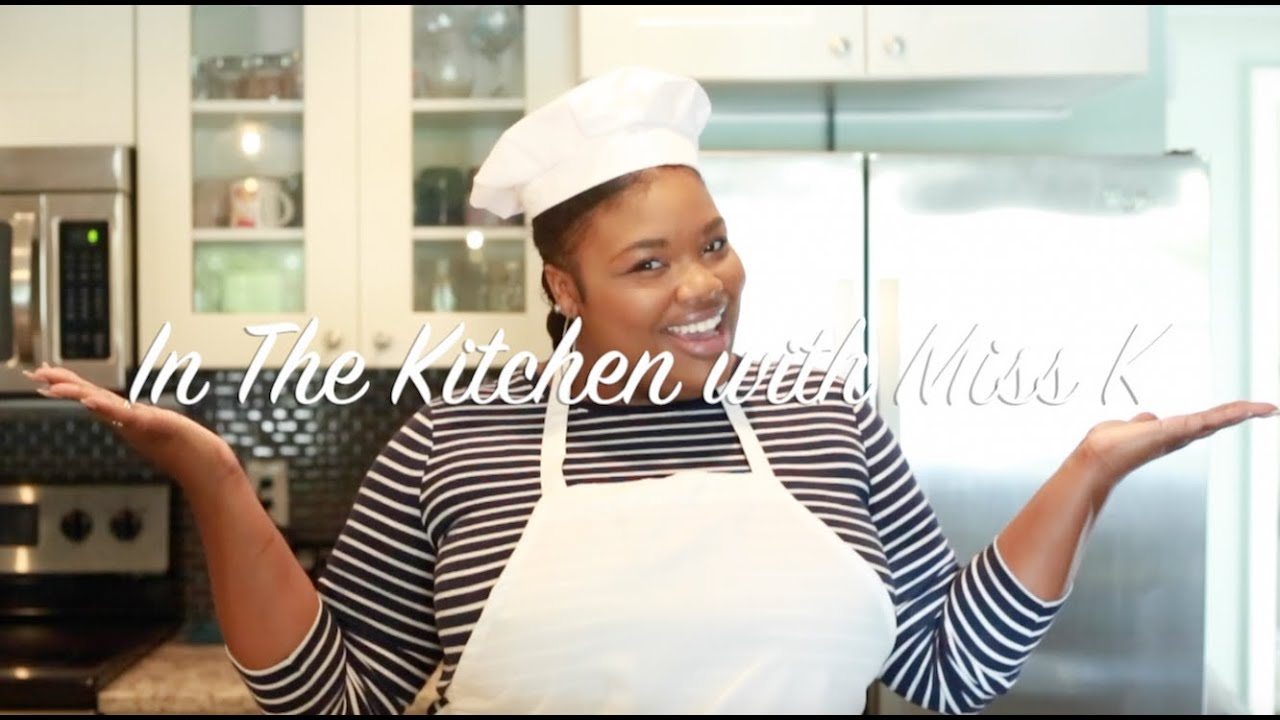 In the Kitchen with Miss K