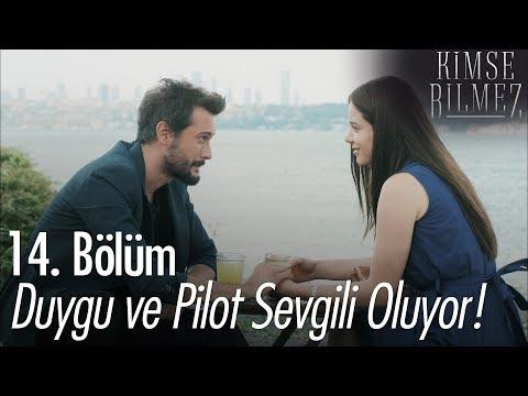 Duygu ve Pilot sevgili oluyor! - Kimse Bilmez 14. Bölüm