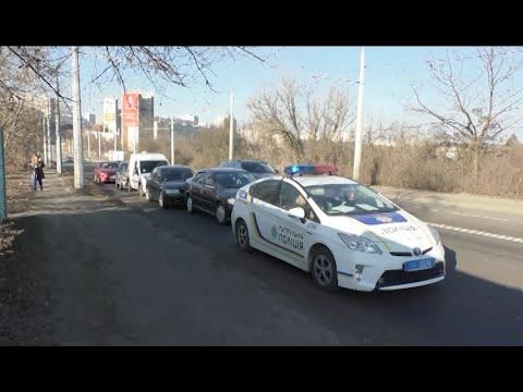 АТН Харьков: Сразу пять машин попали в аварию: подробности ДТП - 11.12.2020