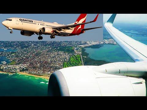 Sydney To Cairns On Qantas TRIP REPORT