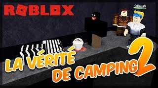 THE REAL END OF CAMPING 2! Roblox Camping 2 with Collins