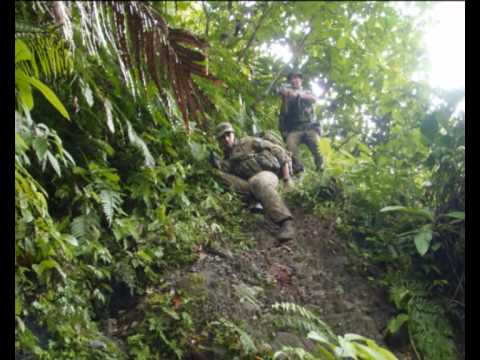 Different world - Peacekeeping in the Solomon Islands