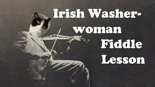 Irish Washerwoman - Fiddle Lesson