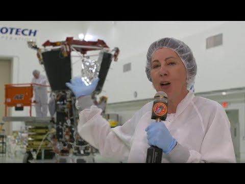 Parker Solar Probe Arrives in Florida
