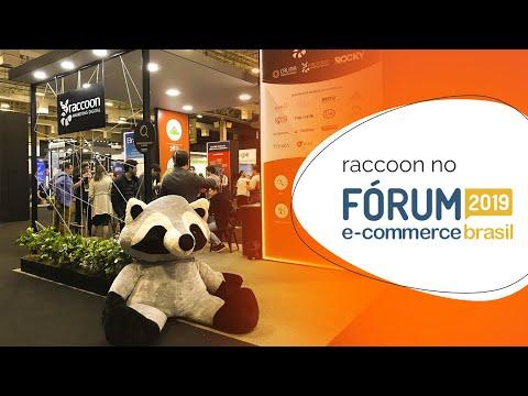 Raccoon no Fórum E-Commerce Brasil 2019