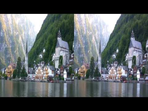 Mystic Mountains - 3D Side by Side (SBS)