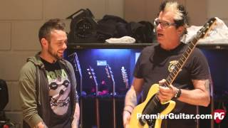 Rig Rundown - The Offspring's Kevin 'Noodles' Wasserman