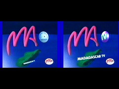 Madagascar Television 1995 1996 1999