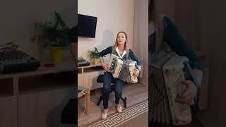 Tango - accordion - Maria Selezneva