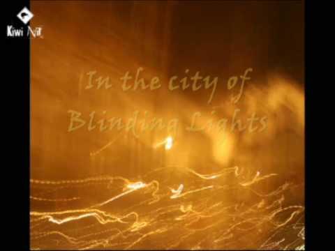 U2City Of Blinding Lights  With lyrics