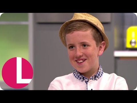 Henry Gallagher - Has He Told The Girl? | Lorraine