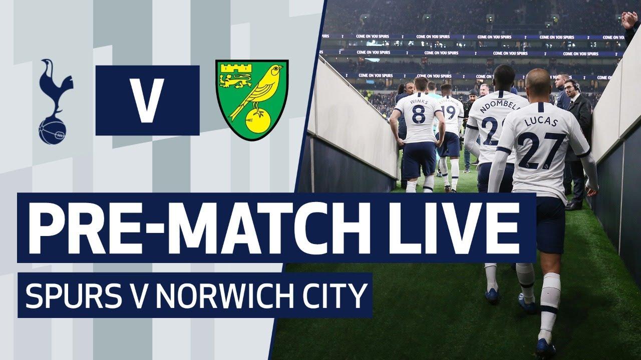 Tottenham Hotspur vs. Norwich City: FA Cup game time, TV ...