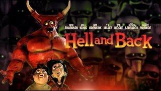 В ад и обратно / Hell and Back | Трейлер (РУССКАЯ ОЗВУЧКА)
