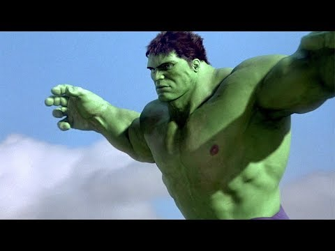 Hulk Jumping Scene - Hulk (2003) Movie Clip HD