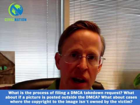 Travis Crabtree on DMCA Takedown Requests