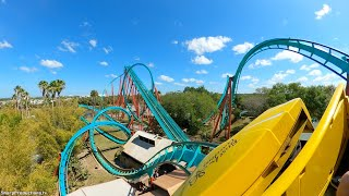 Kumba (On-Ride) Busch Gardens Tampa