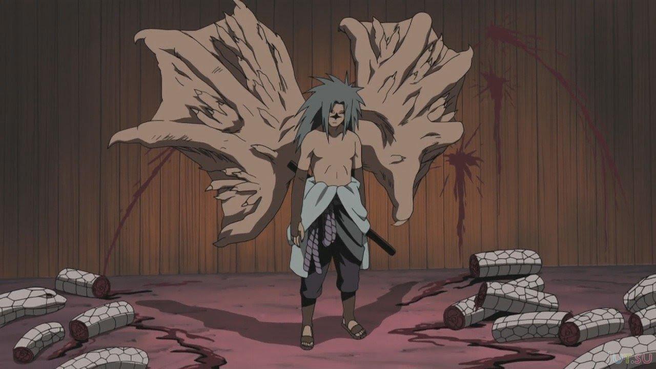 Sasuke - Cursed Seal The Second Stage | English SUB ...