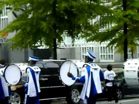 WHS BAND~ NAMING XERNONA CLAYTON WAY AT BAKER STREET 9/20/11