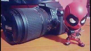 Nikon D 5300 with 18 - 140 MM VR Lens Kit Unboxing