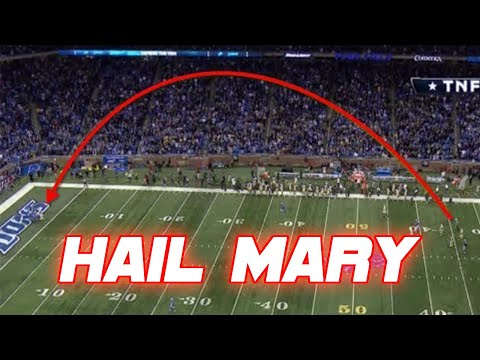 NFL Greatest Hail Mary Plays of All-Time (Part 1)