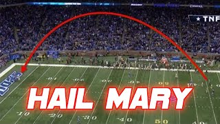 NFL Greatest Hail Mary Plays of AllTime (Part 1)
