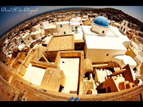 David Nelmes -  POV in Santorini (GoPro Parkour)
