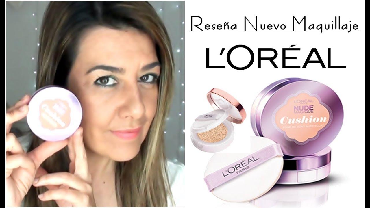 maquillaje loreal