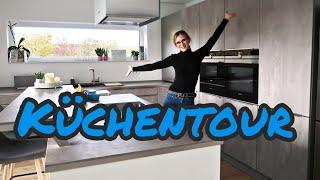 Küchen Roomtour  Vor- und Nachteile - Dampfgarer, Apothenschrank  Kitchen Roomtour  Die Siwuchins