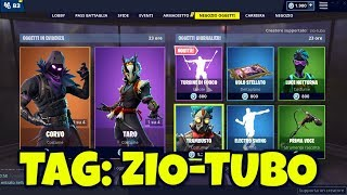 FORTNITE SHOP today March 30th, CORVO skin, DEVASTATION and new dance TURBINE OF FUOCO