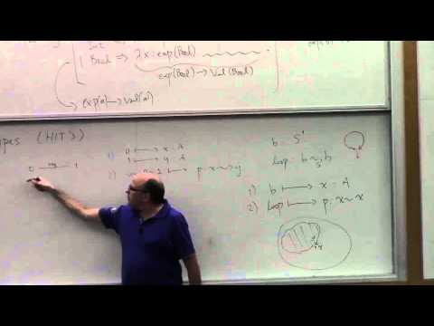 Type Theory Foundations, Lecture 6