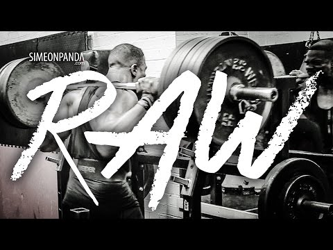 Simeon Panda - RAW